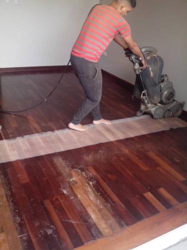 reparacion de piso de madera, parquet , machimbrado flotante