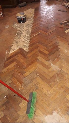 reparacion de pisos de madera