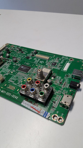 reparación de placa main tv philips 32pfl3008d/mercadolider!