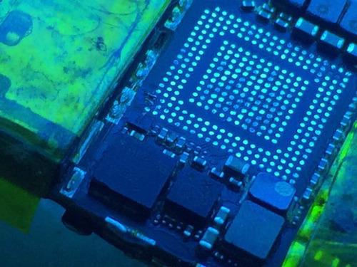 reparación de placas iphone.