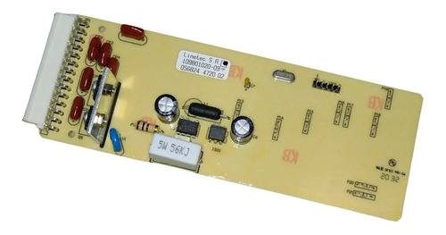 reparacion de plaquetas electronicas de lavarropas drean