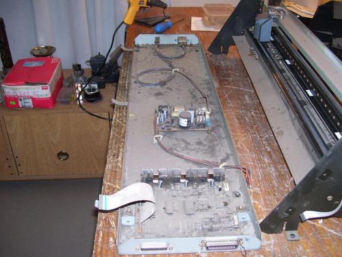 reparacion de plotters de corte, routers y pantografos