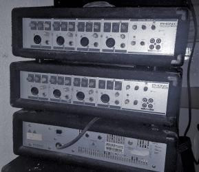 reparacion de power y amplificadores de sonido