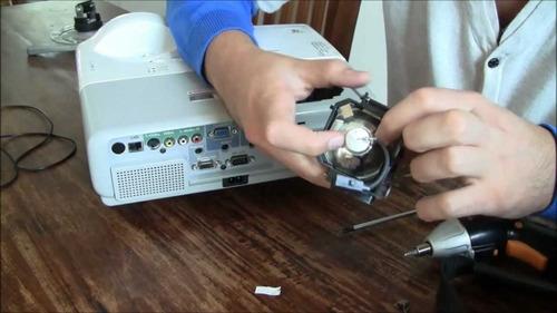reparacion de proyectores y mantenimiento, revision gratis