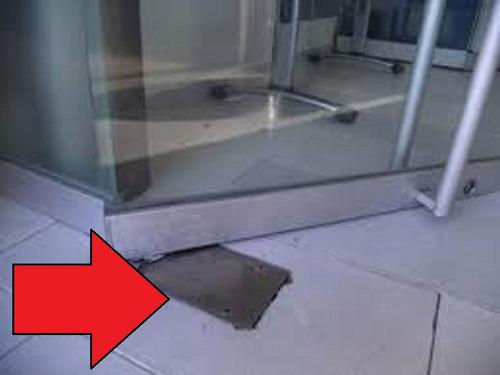 reparacion de puertas de vidrio  ventanas  panorámica baños