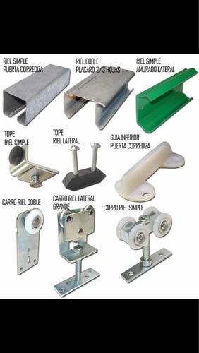 reparación de puertas placard  / ventanales de aluminio