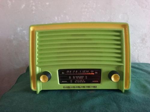 reparacion de radios antiguas a valvulas, restauracion,