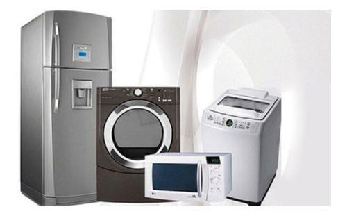 reparación de refri congeladoras, lavadoras, aires