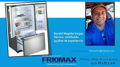 reparación de refrigeradoras mabe repuestos a domicilio prec