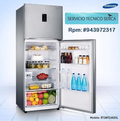 reparacion. de refrigeradores a domicilio todo lima 727-8539