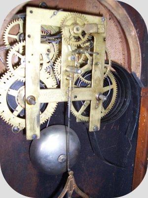 reparacion de relojes antiguos y fabricacion de piezas