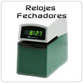 reparacion de relojes fechadores y control de acceso