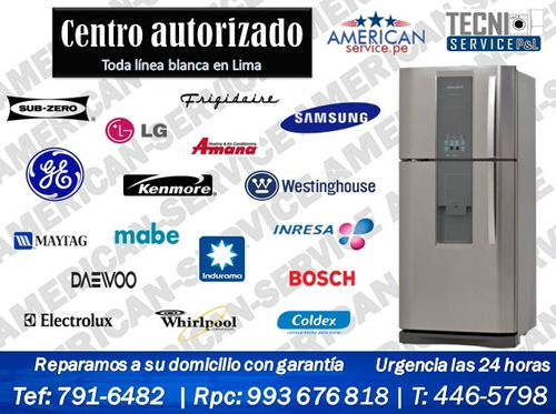 reparacion de secadoras lavadoras refrigeradoras cocinas