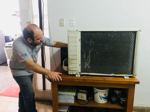 reparación de secadoras y termas en san borja