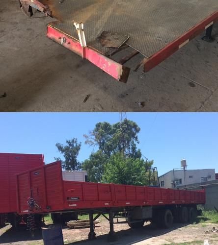 reparación de semi remolques y carrocerias choque