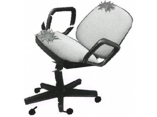 reparación de sillas