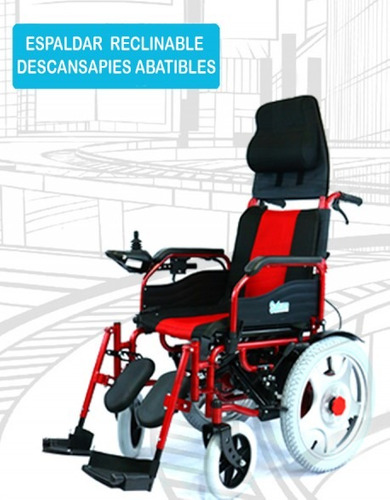 reparacion de sillas de ruedas electricas - venta de scooter