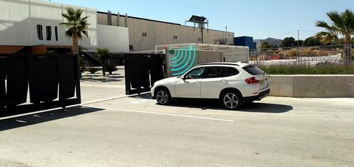 reparación de sistemas de control de acceso vehicular