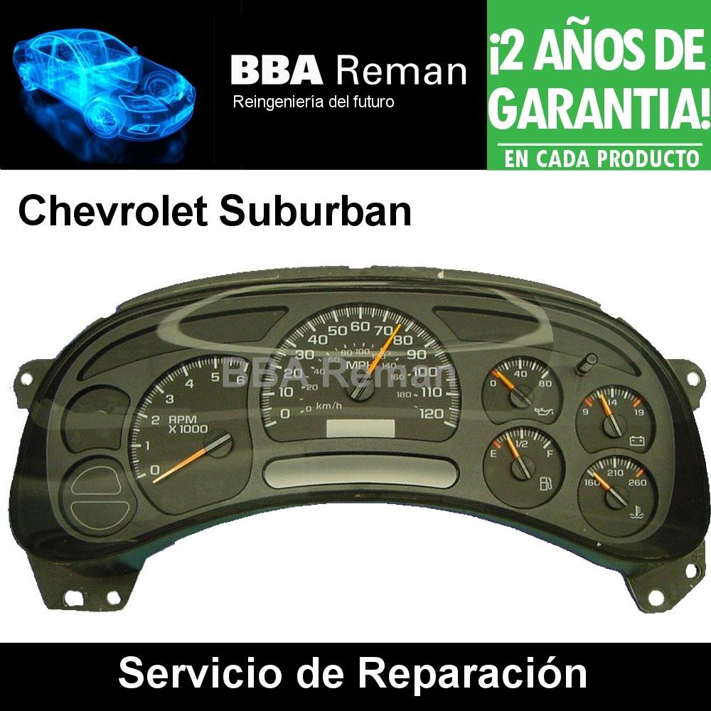 Reparaci 243 N De Tablero Instrumentos Chevrolet 2002 2006