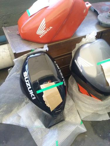 reparacion de tanques de motos resina interna
