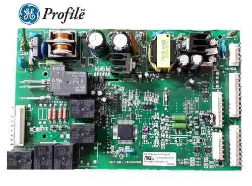 reparación de tarjeta de nevera general electric profile mon