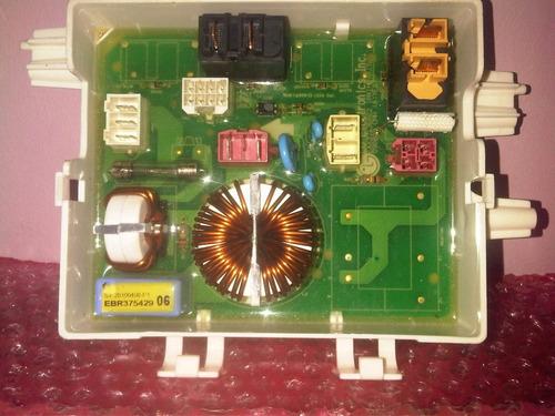 reparacion de tarjeta lavadora lg tromm