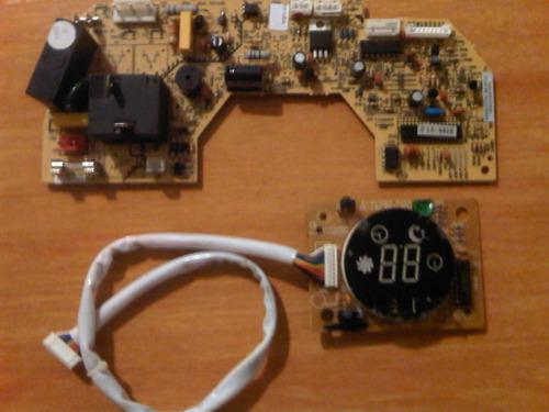 reparación de tarjetas electrónicas de aires acondicionados