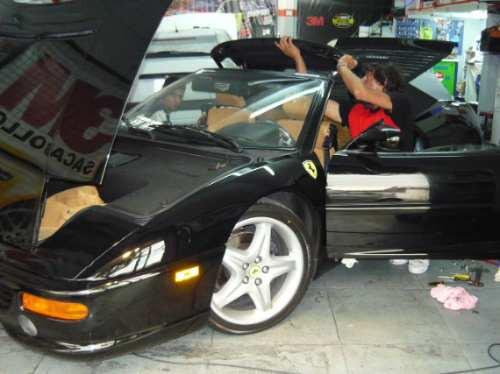 reparacion de techos  convertible cabriolet y hard top
