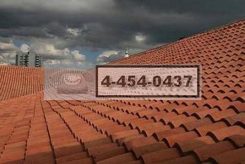 reparación de techos techista impermeabilizamos refacciones