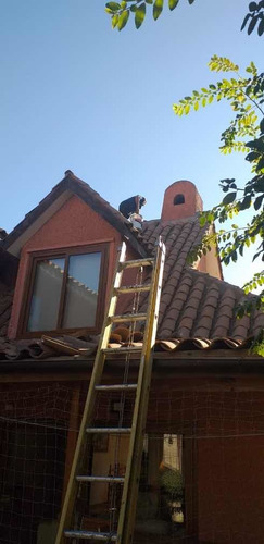 reparación de techos viña