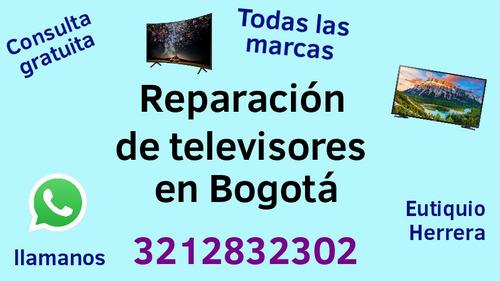 reparación de televisores arreglo de televisores a domicilio
