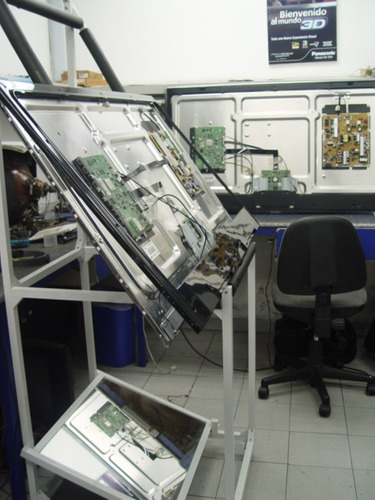 reparación de televisores lcd, plasmas,led todas las marcas