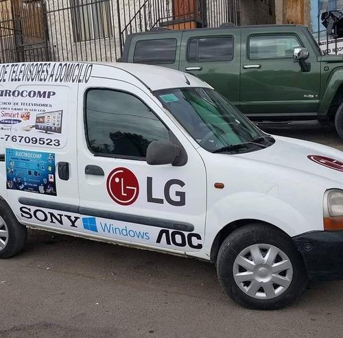 reparacion de televisores led lg y samsung en antofagasta