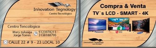 reparación de televisores s a micilio