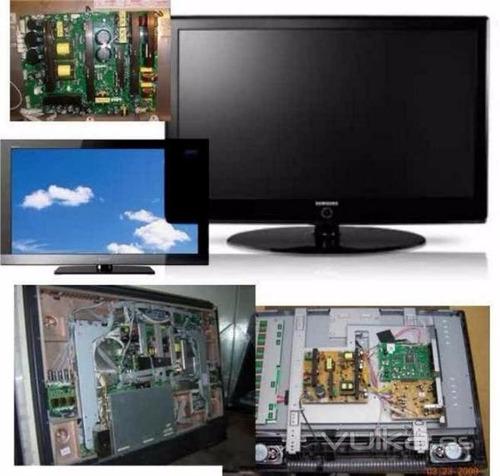 reparación de televisores y monitores todas las marcas!