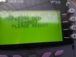 reparación de terminales de venta  puntos  de venta