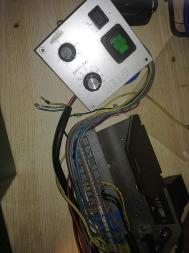 reparación de termoselladores (ratones)