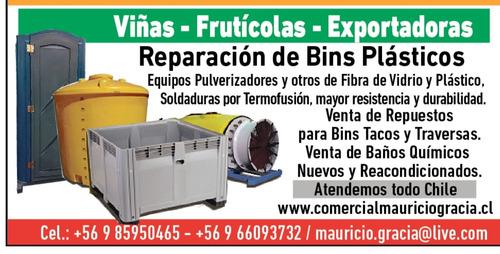 reparacion de tinas para vendimia