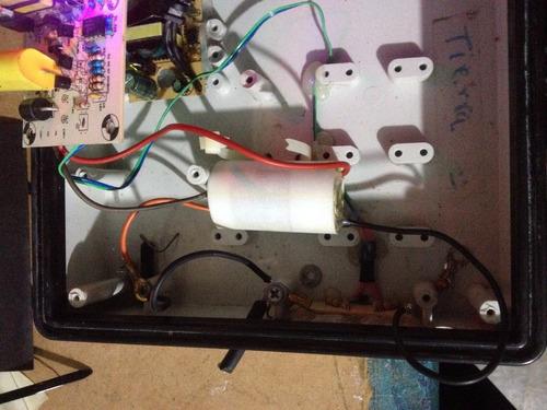reparacion de toda clase de energizadores electricos .