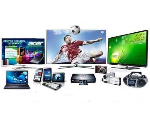 reparación de todas las marcas de televisores y monitores