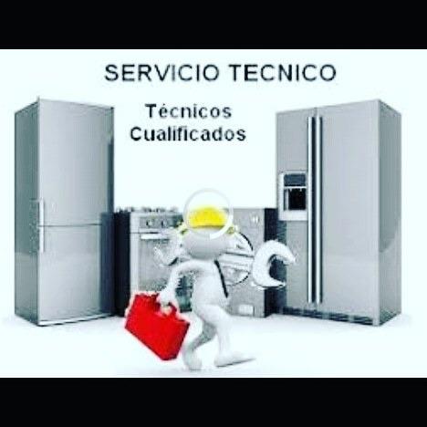 reparación de todo tipo de electrodomésticos