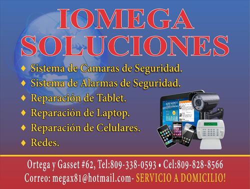 reparación de todo tipo de equipos electrónicos