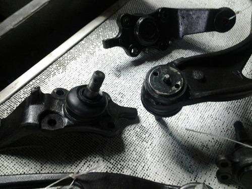 reparación de todo tipo de muñones tapa con rosca