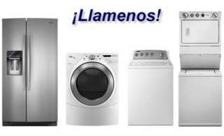 reparación de todo tipo de neveras y lavadoras