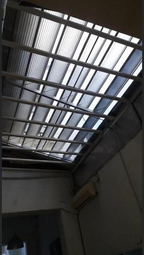 reparación de toldos de aluminio y translucidos