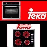 reparación de topes de cocinas eléctricas, marca teka