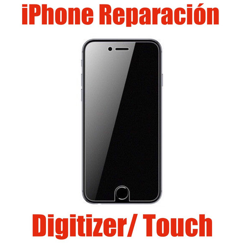 reparación de touch digitizer iphone 6 plus screen pantalla