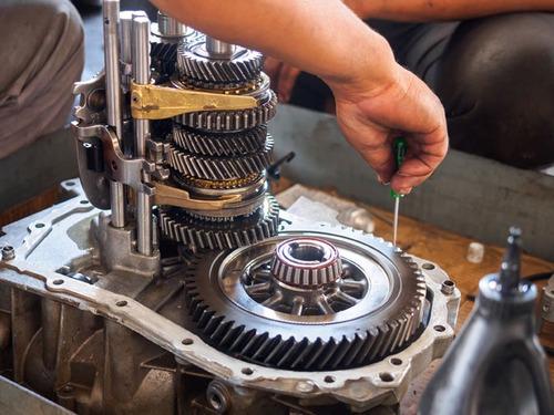 reparación de transmisiones automáticas