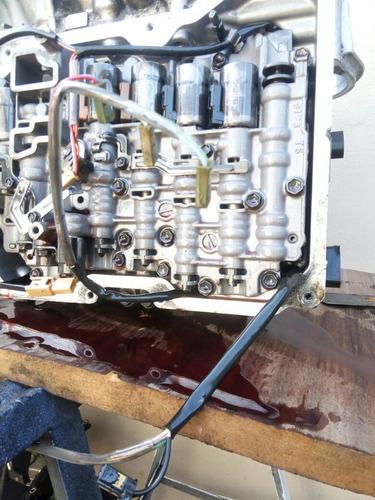 reparación de transmisiones automaticas