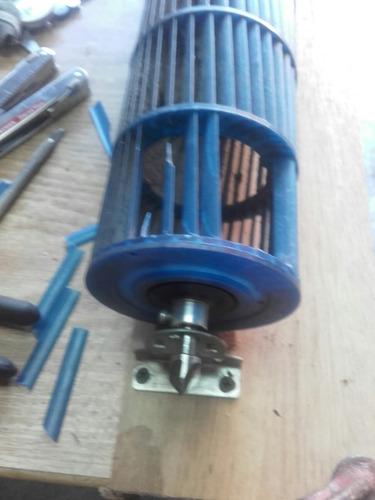 reparación de turbinas aire acondicionado
